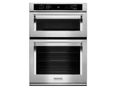 Kitchen Aid 30 Combo Wall Oven Koce500ess